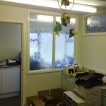 Hygienist surgery and staffroom