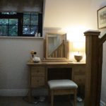 Guest suite - dressing area